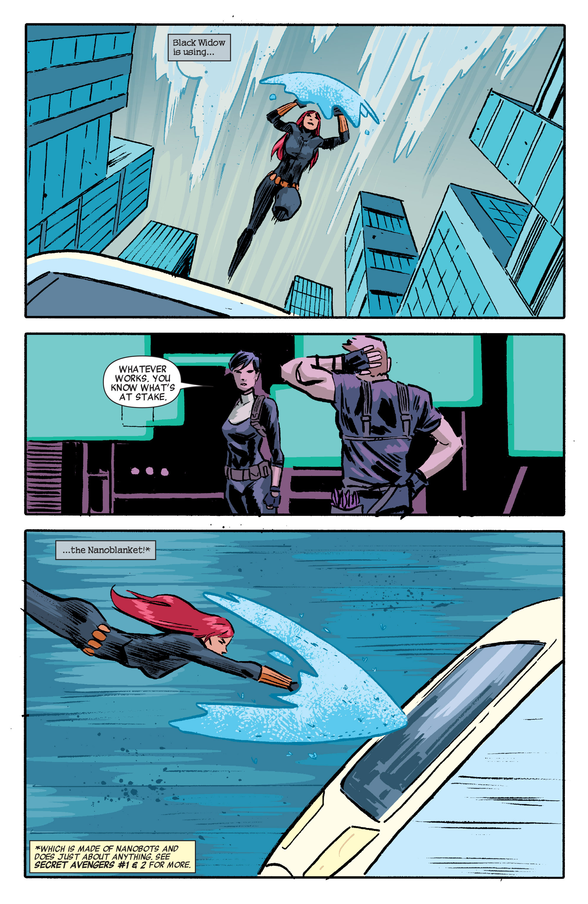 Read online Secret Avengers (2014) comic -  Issue #6 - 5