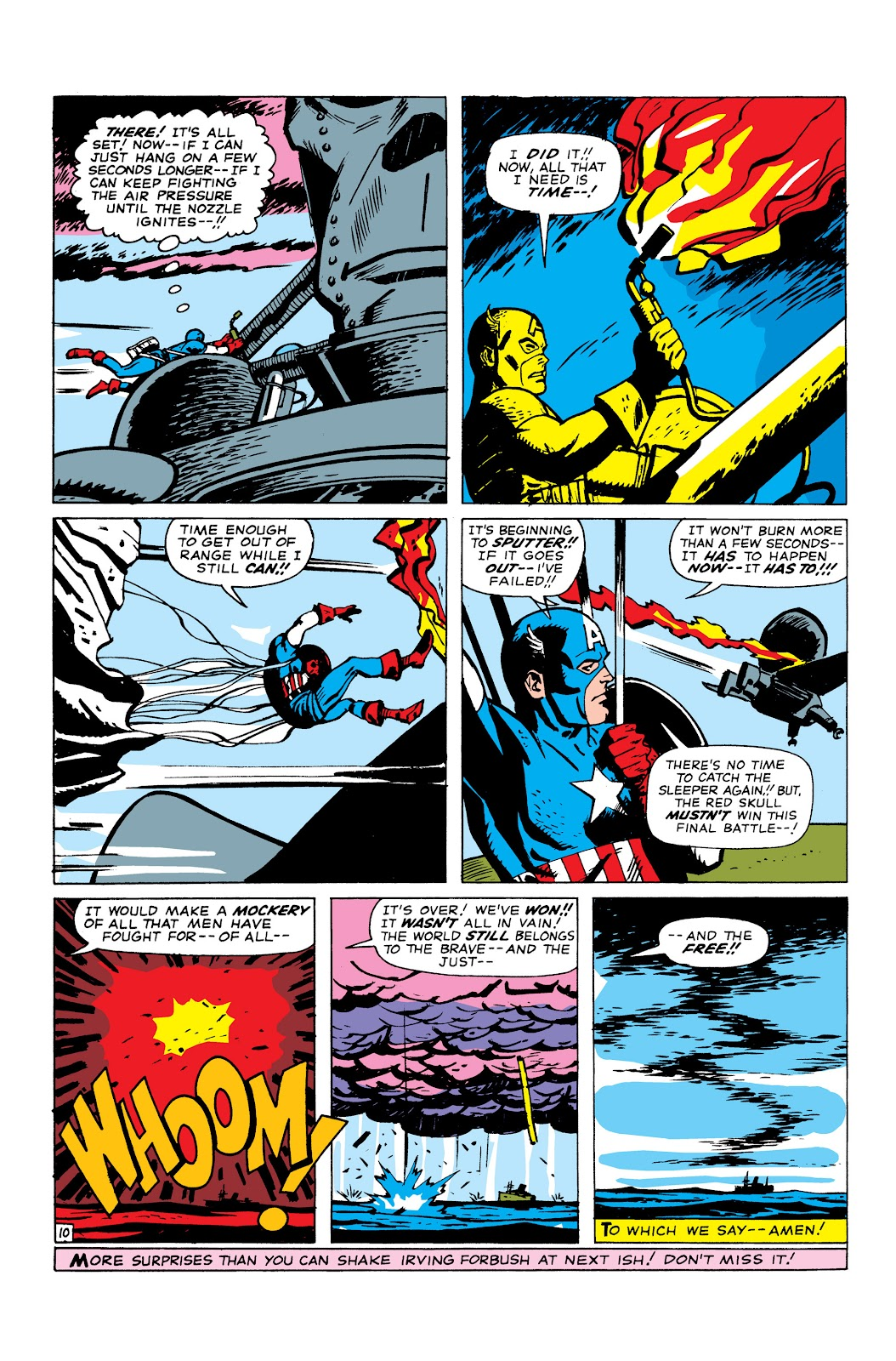 Read online Marvel Masterworks: The Invincible Iron Man comic -  Issue # TPB 3 (Part 3) - 9