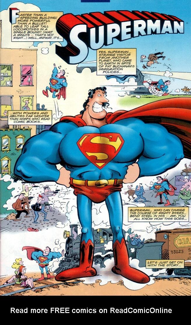Read online Sergio Aragones Destroys DC comic -  Issue # Full - 6