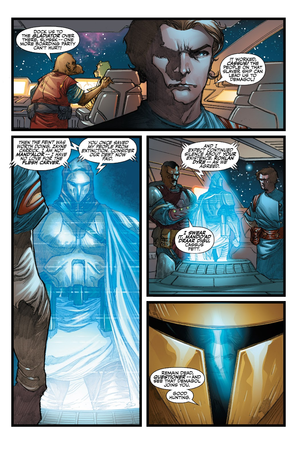 Read online Star Wars Legends: The Old Republic - Epic Collection comic -  Issue # TPB 3 (Part 3) - 61