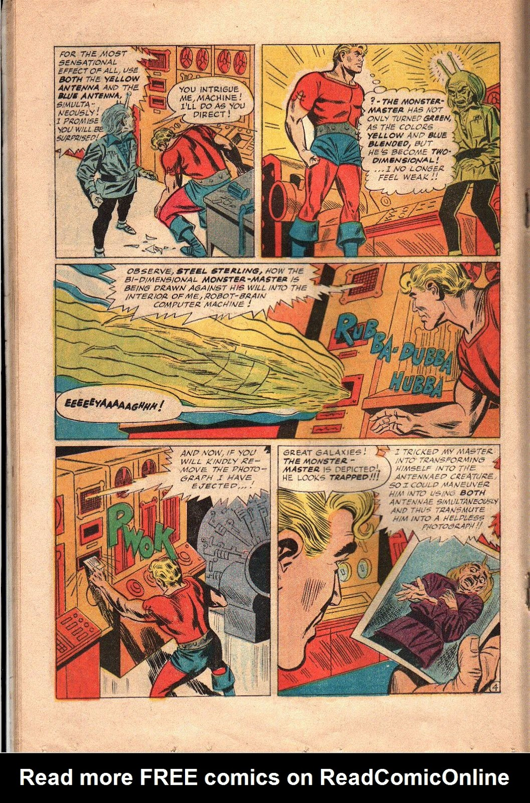 The Mighty Crusaders (1965) Issue #7 #7 - English 15