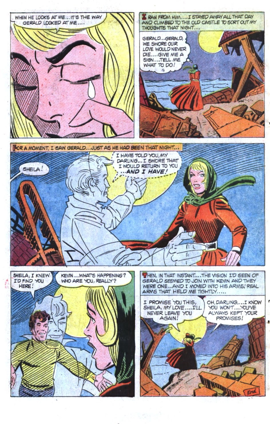 Haunted Love (1973) issue 5 - Page 10