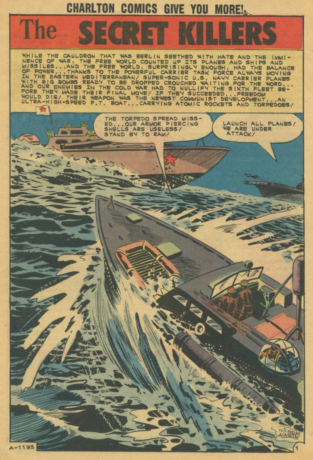Read online Fightin' Navy comic -  Issue #103 - 25