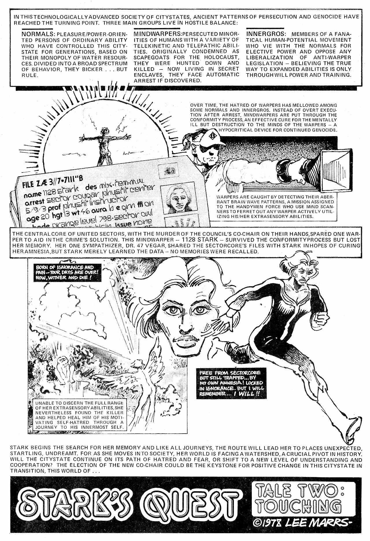 Read online Star*Reach comic -  Issue #14 - 42
