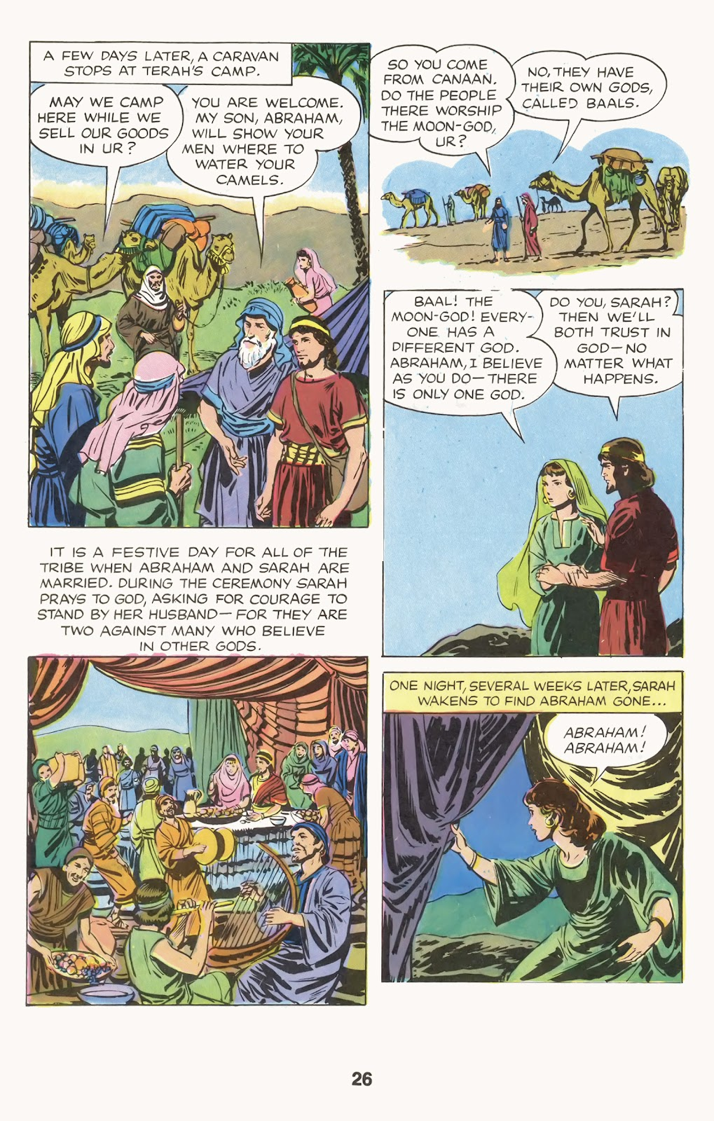 The Picture Bible issue TPB (Part 1) - Page 28