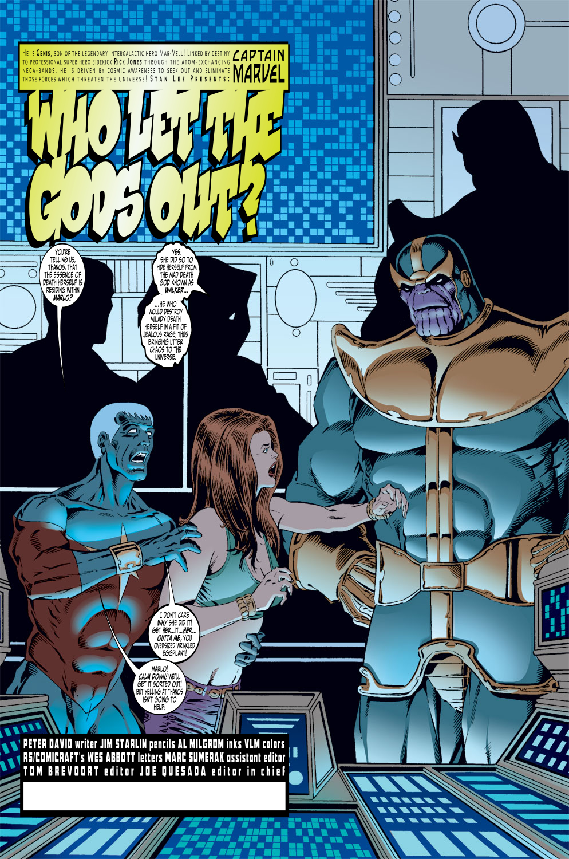 Captain Marvel (1999) Issue #18 #19 - English 2