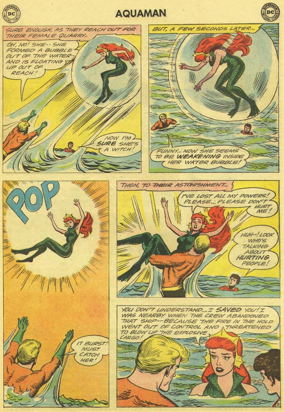 Read online Aquaman (1962) comic -  Issue #11 - 7