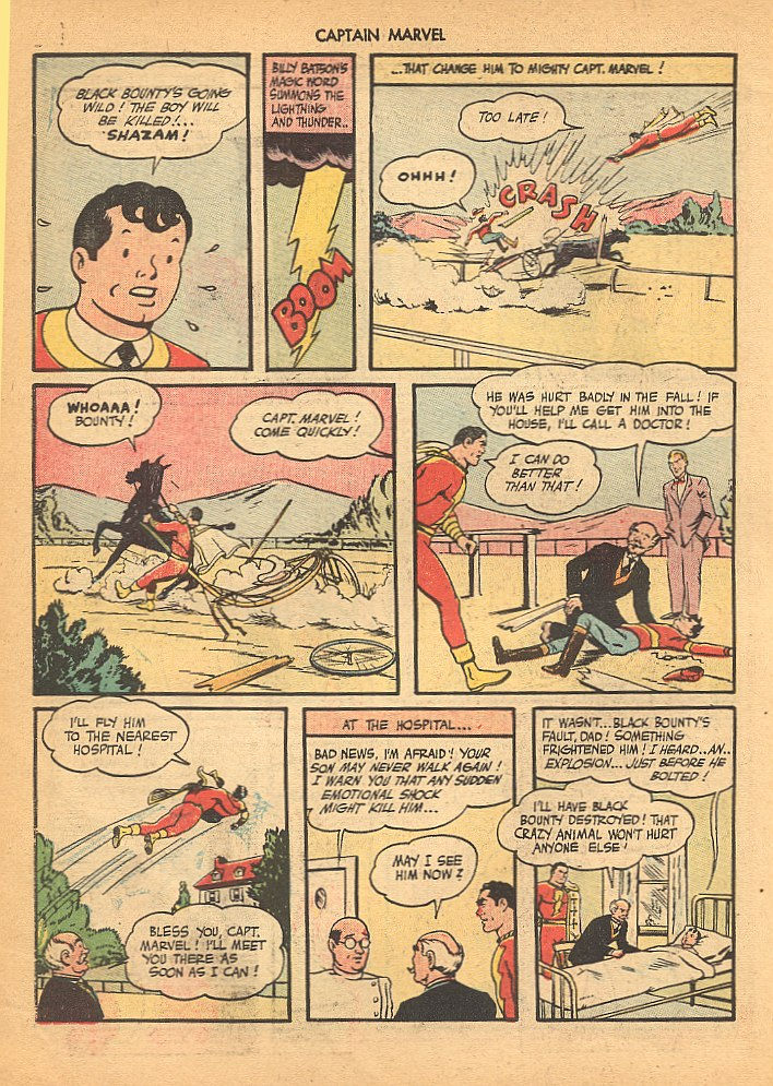 Captain Marvel Adventures issue 62 - Page 6