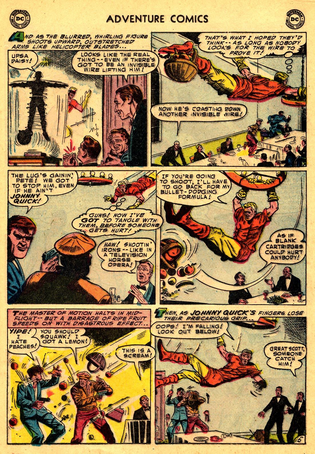 Read online Adventure Comics (1938) comic -  Issue #204 - 29