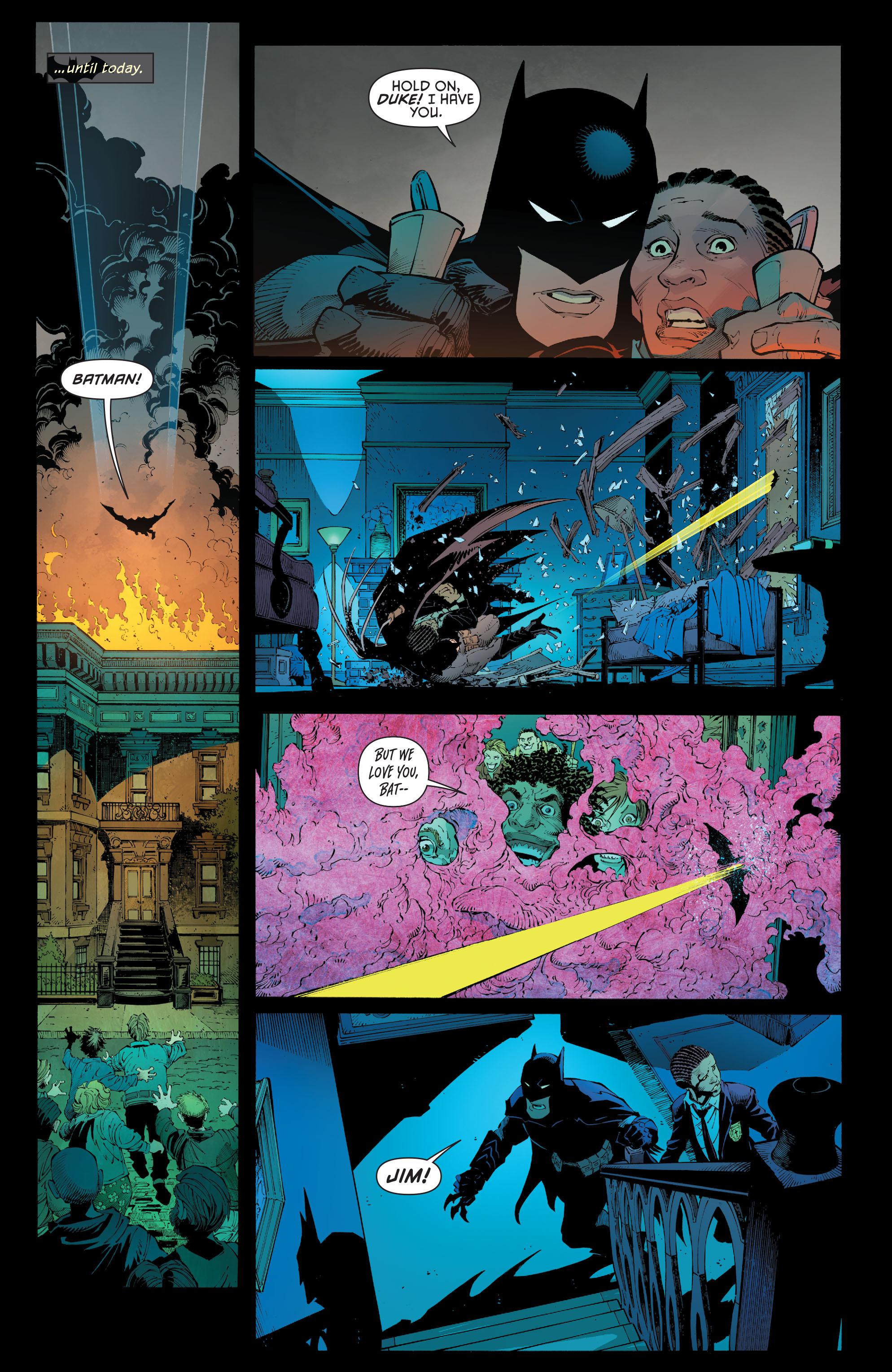 Read online Batman (2011) comic -  Issue # _TPB 7 - 80