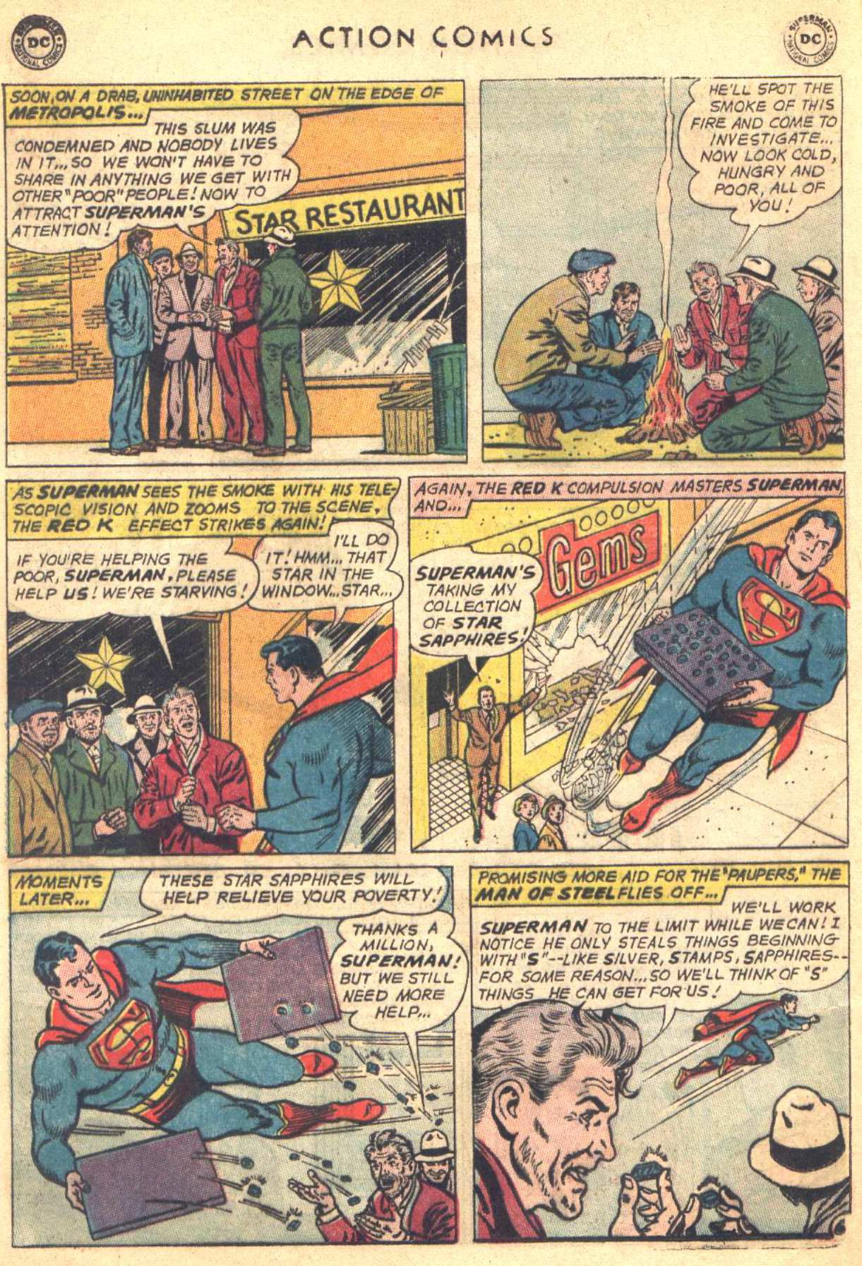 Read online Action Comics (1938) comic -  Issue #330 - 8