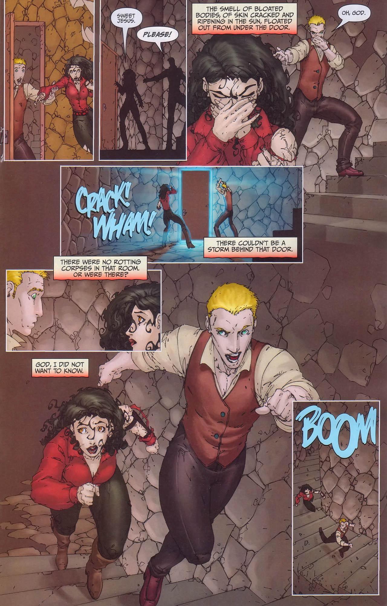 Read online Anita Blake, Vampire Hunter: Guilty Pleasures comic -  Issue #3 - 19