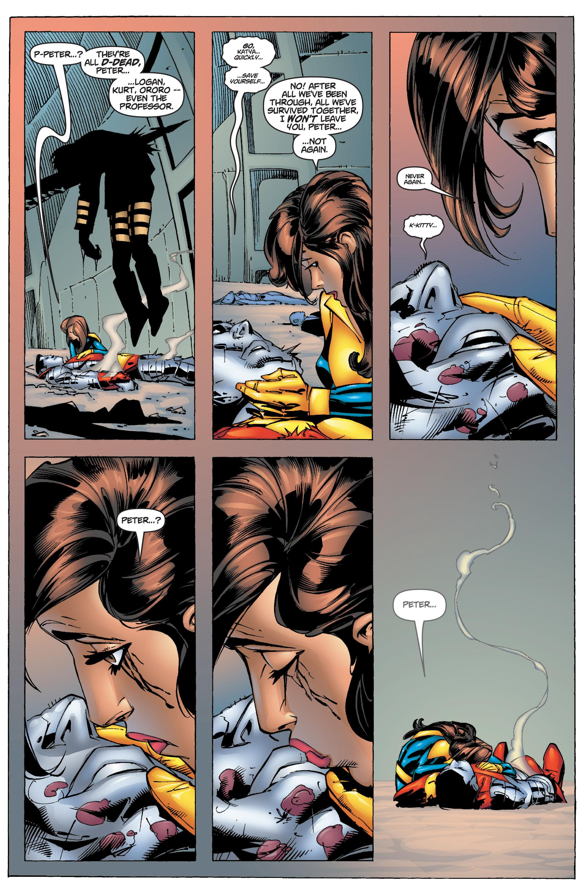 Read online Uncanny X-Men (1963) comic -  Issue #375 - 25