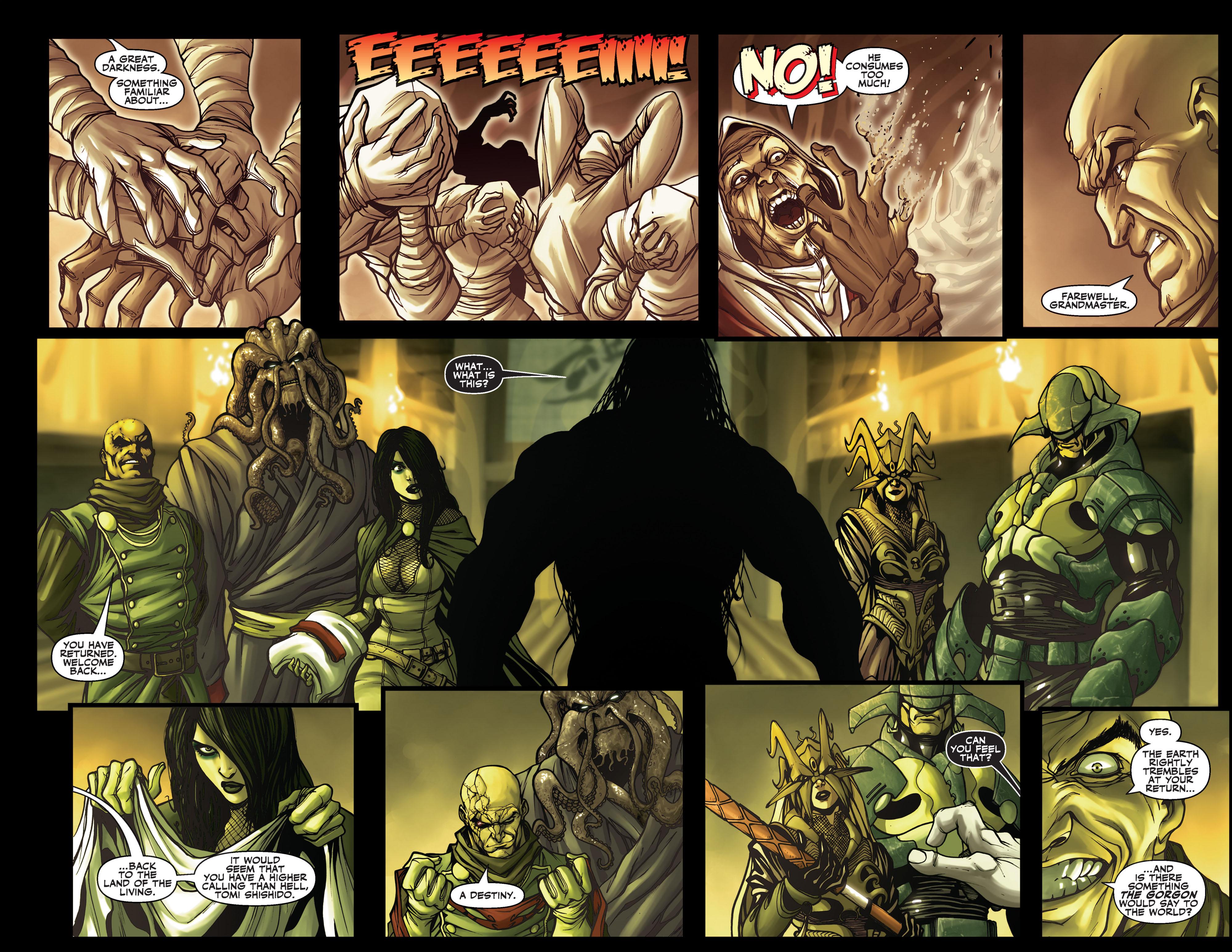 Read online Secret Warriors comic -  Issue #2 - 23