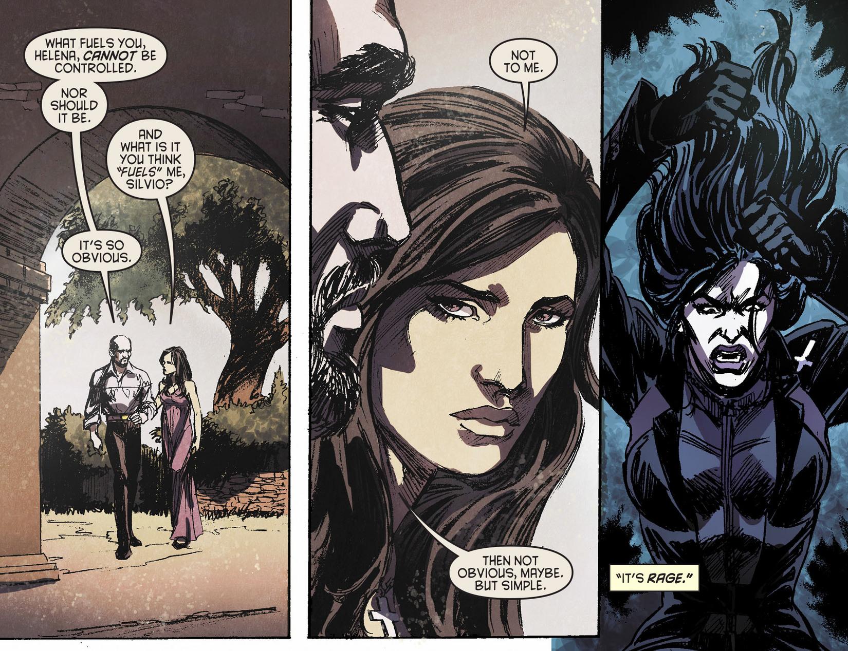 Read online Arrow [II] comic -  Issue #11 - 17