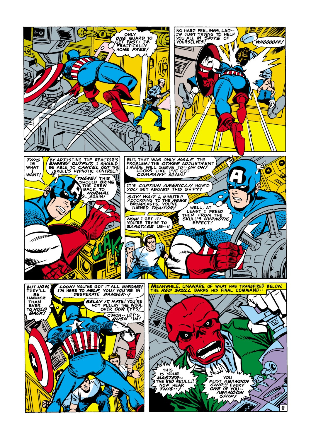 Tales of Suspense (1959) issue 91 - Page 21
