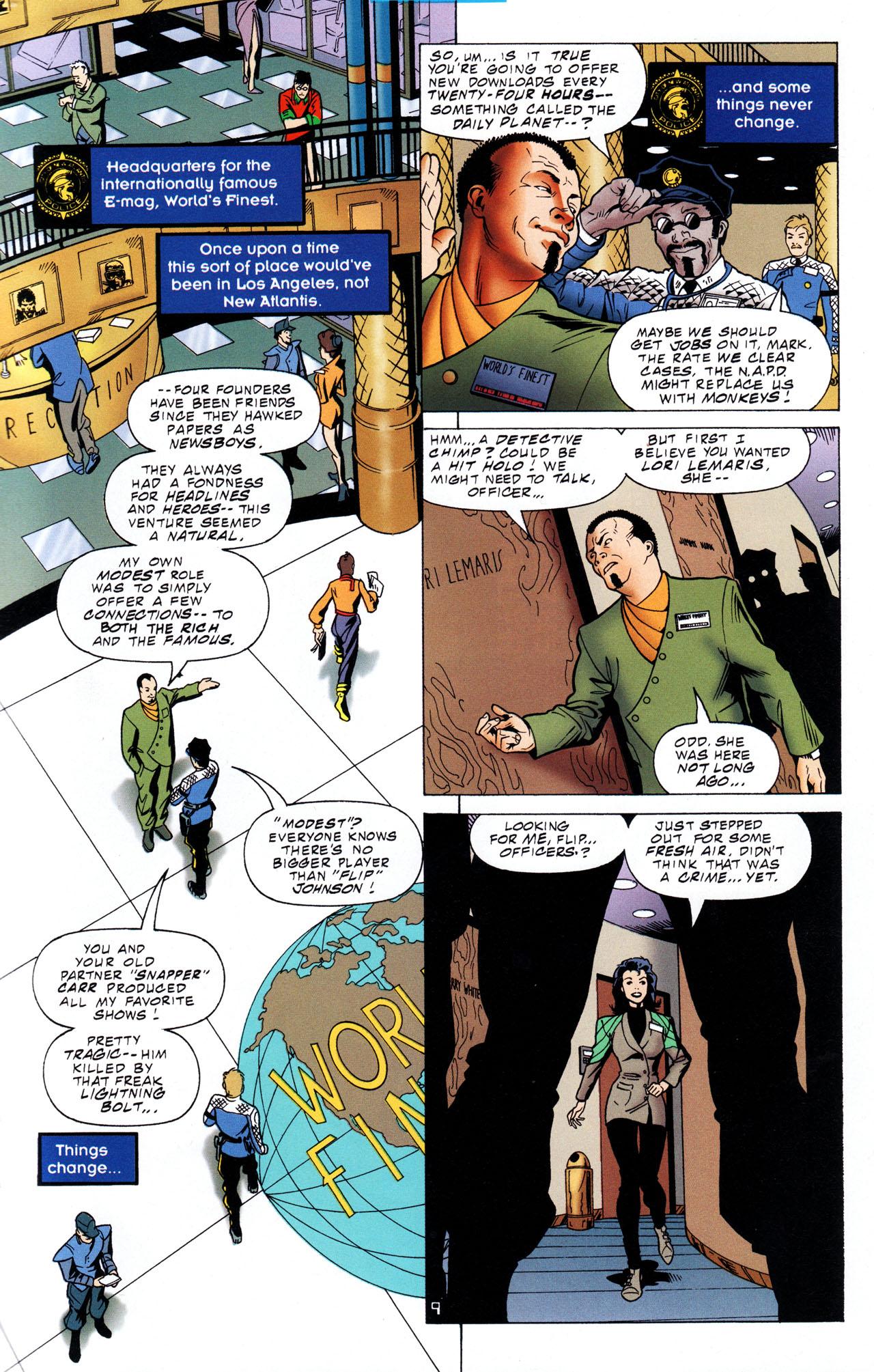 Read online Tangent Comics/ The Joker comic -  Issue # Full - 10