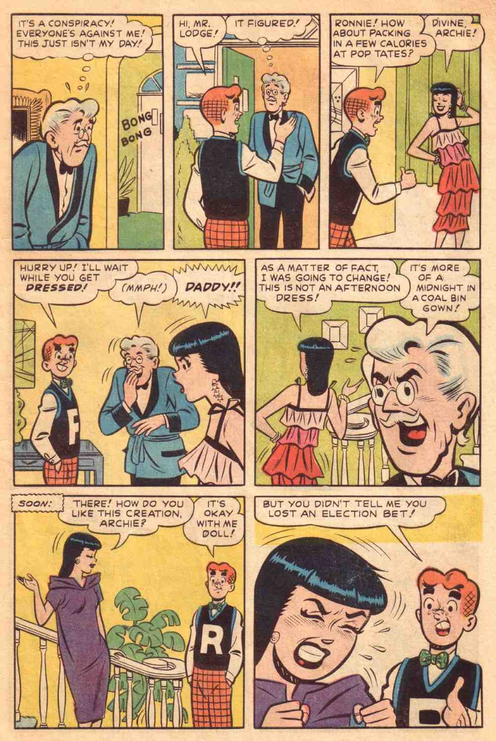 Read online Archie's Girls Betty and Veronica comic -  Issue #39 - 5