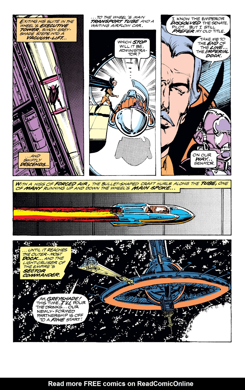 Read online Star Wars Legends: The Original Marvel Years - Epic Collection comic -  Issue # TPB 1 (Part 4) - 55