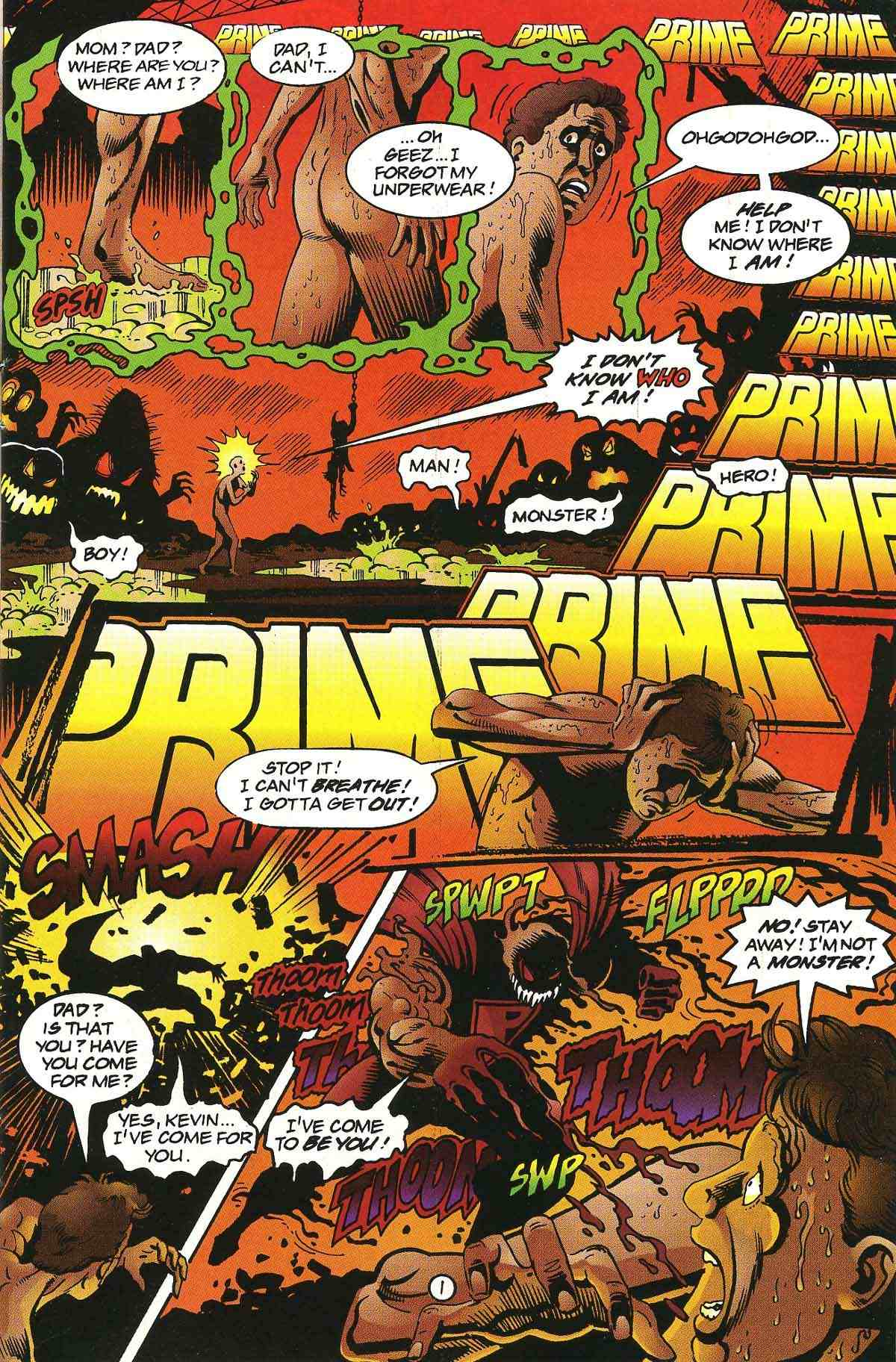 Read online Ultraverse Premiere comic -  Issue #0 - 3