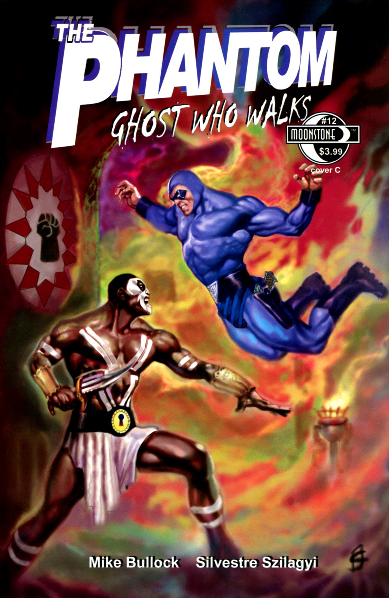 The Phantom: Ghost Who Walks (2009) 12 Page 1