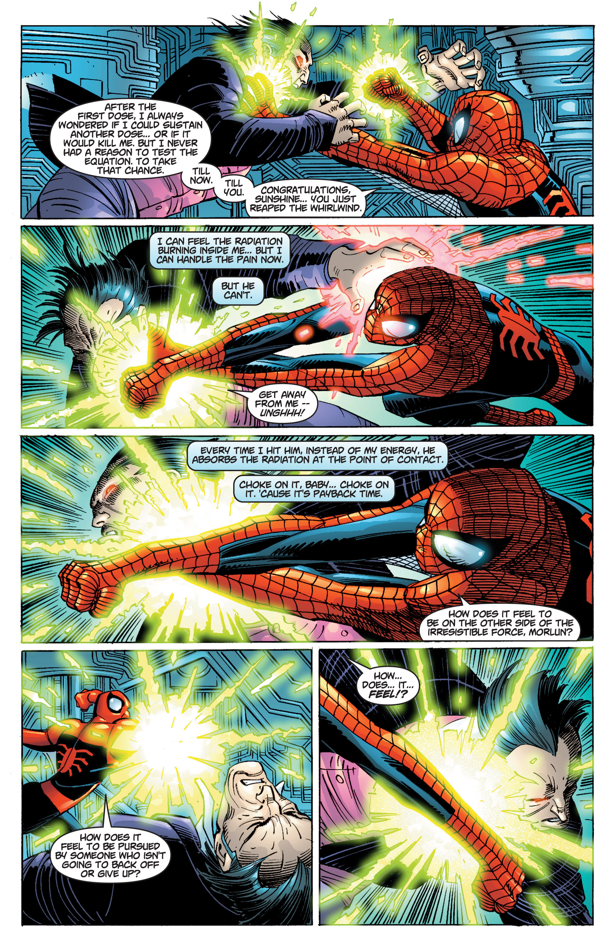 The Amazing Spider-Man (1999) 35 Page 8