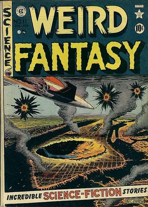 Weird Fantasy (1951) issue 11 - Page 2