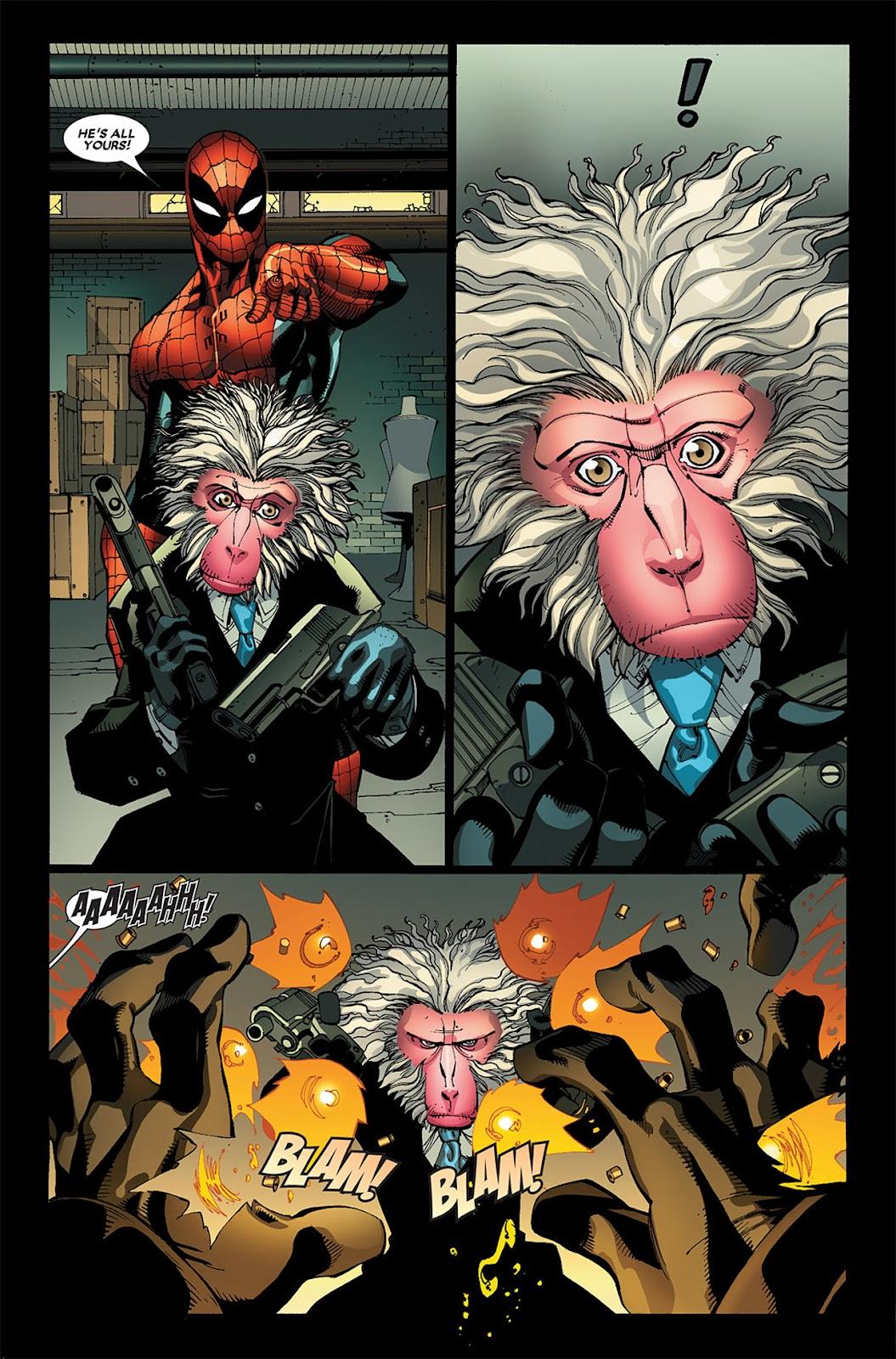 Read online Deadpool (2008) comic -  Issue #20 - 16