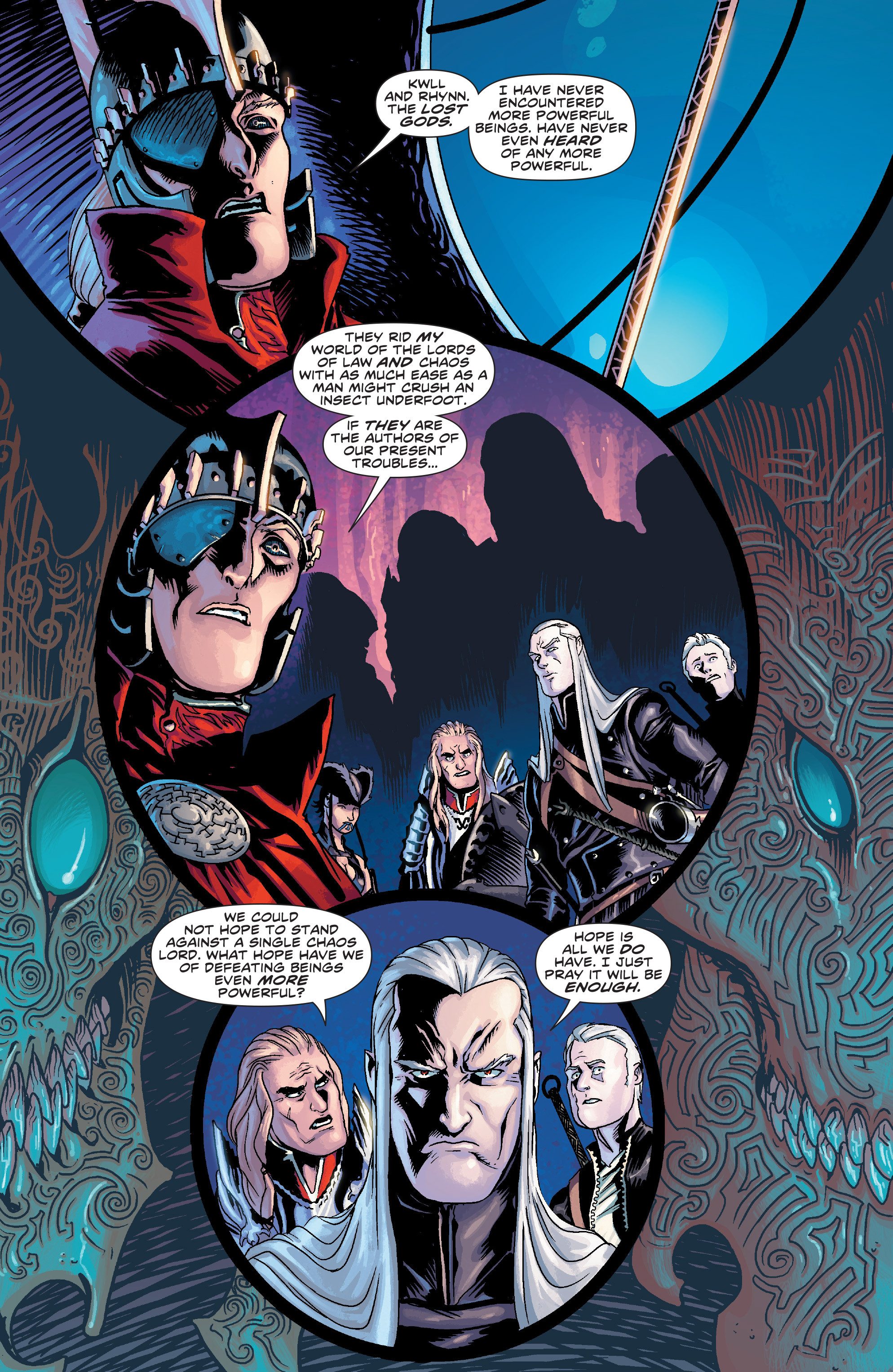 Read online Elric: The Balance Lost comic -  Issue # TPB 3 - 25