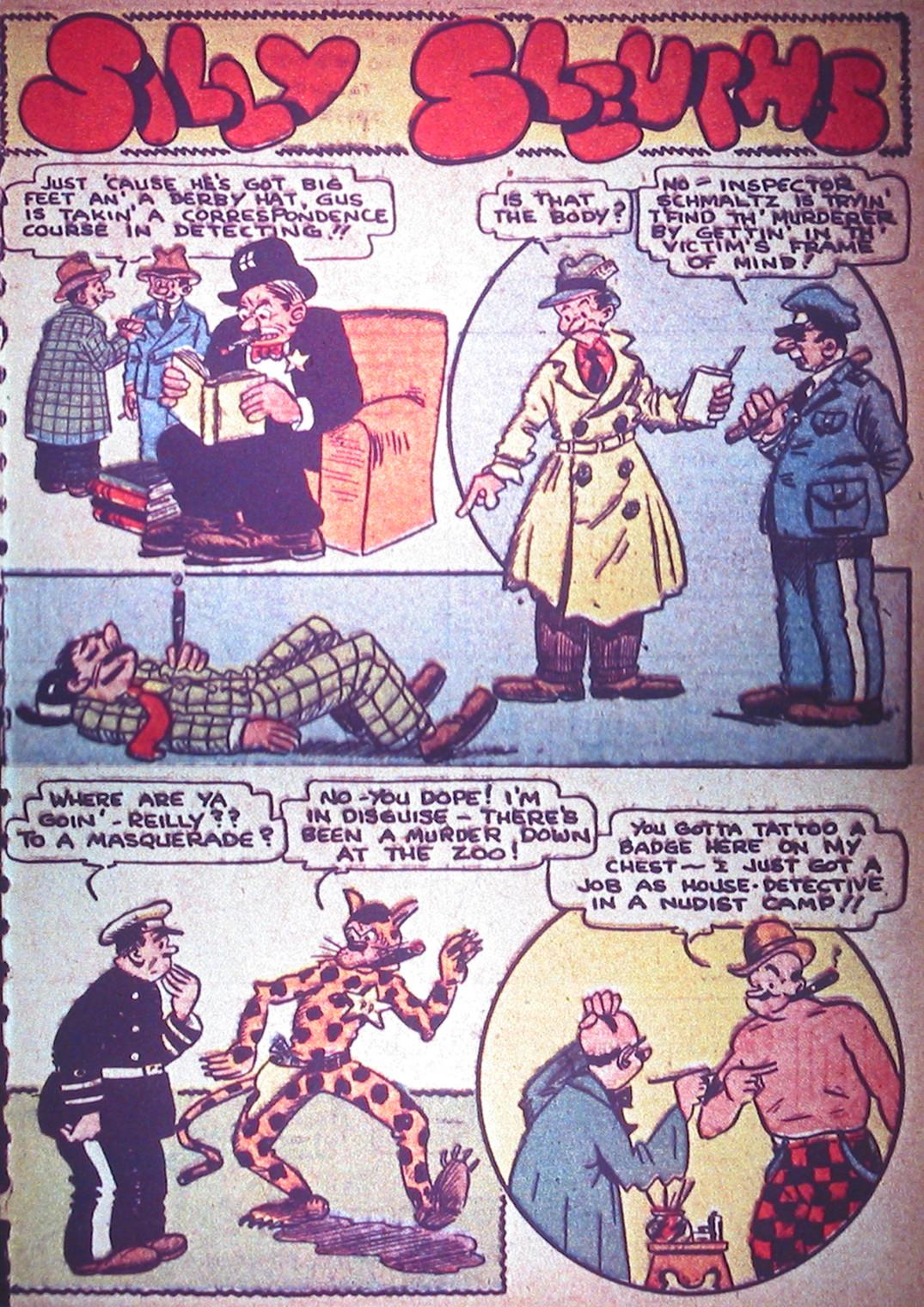 Read online Detective Comics (1937) comic -  Issue #1 - 48