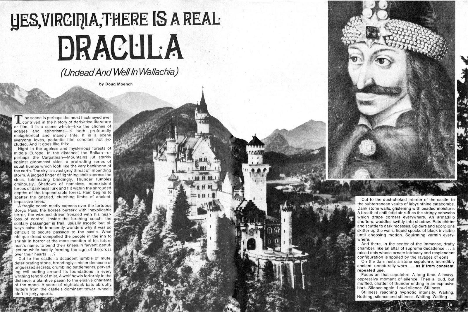 Dracula Lives issue 6 - Page 19