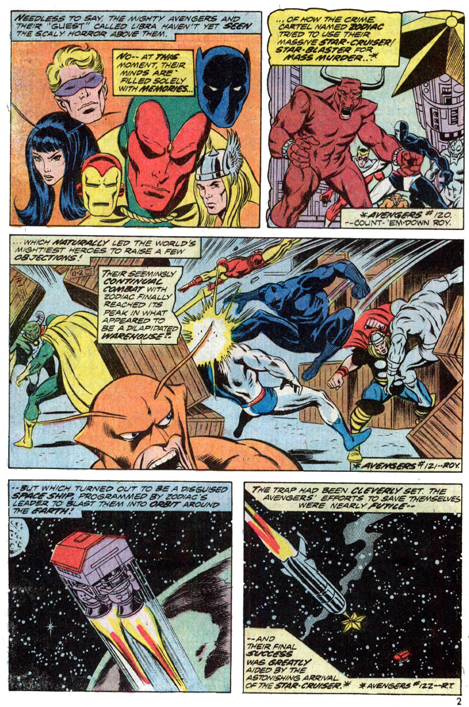 The Avengers (1963) 124 Page 2