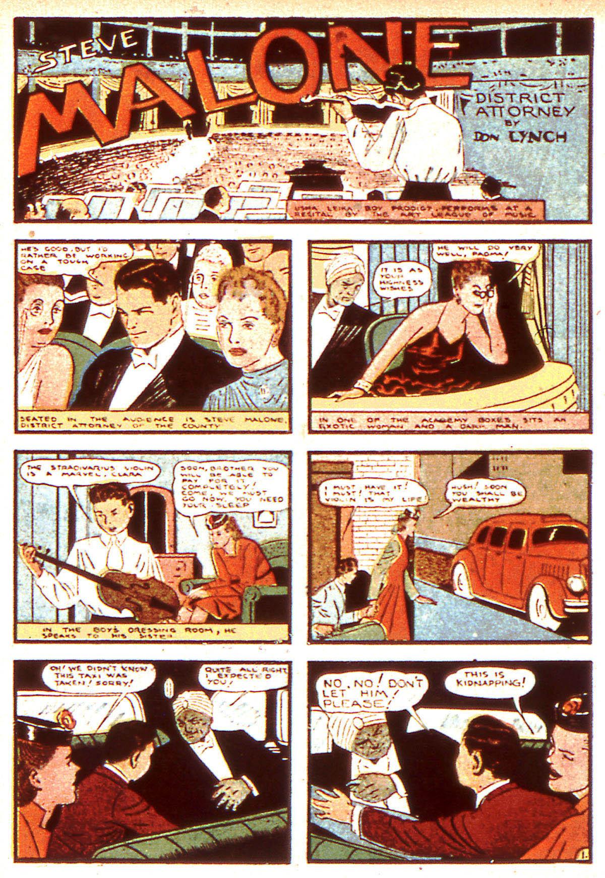 Detective Comics (1937) 40 Page 42