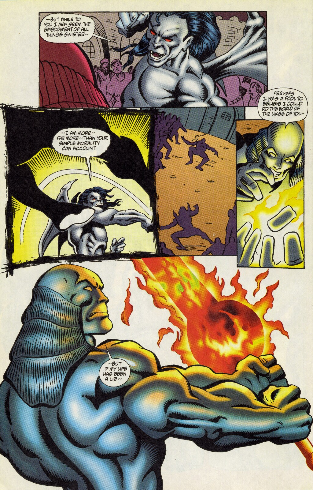 Read online Rune (1995) comic -  Issue #5 - 15