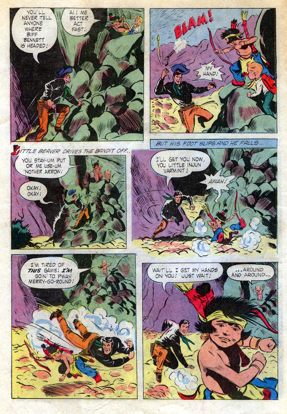Four Color Comics issue 660 - Page 32