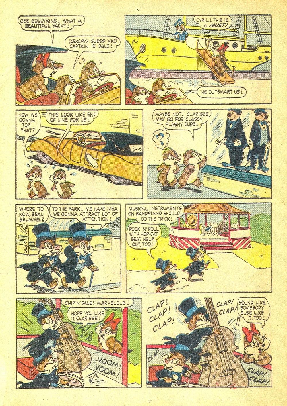 Walt Disneys Chip N Dale issue 21 - Page 32