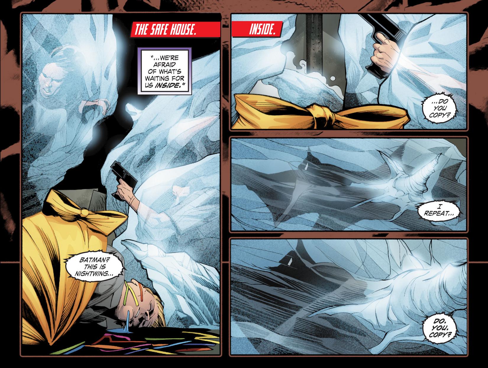 Read online Smallville: Season 11 comic -  Issue #20 - 8