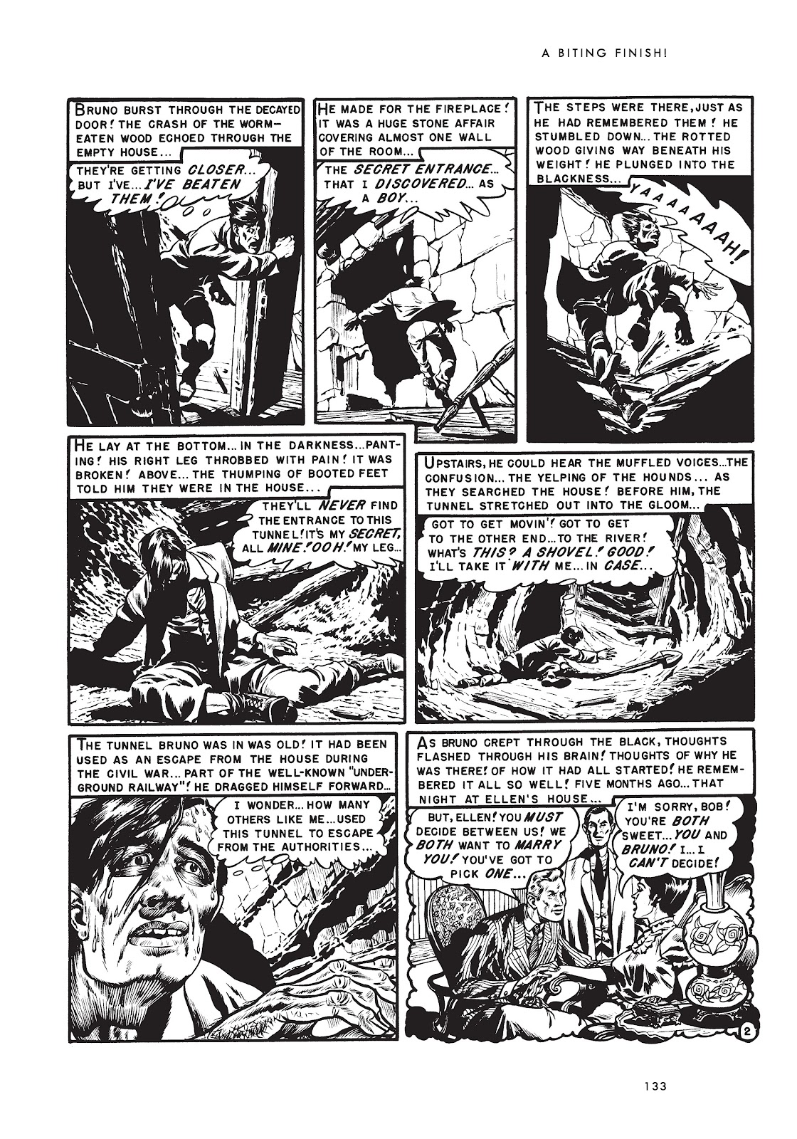 Read online Doctor of Horror and Other Stories comic -  Issue # TPB (Part 2) - 49