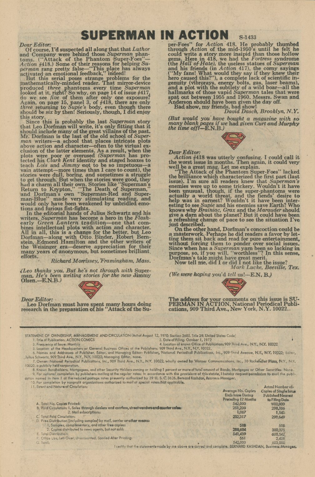 Action Comics (1938) 422 Page 21