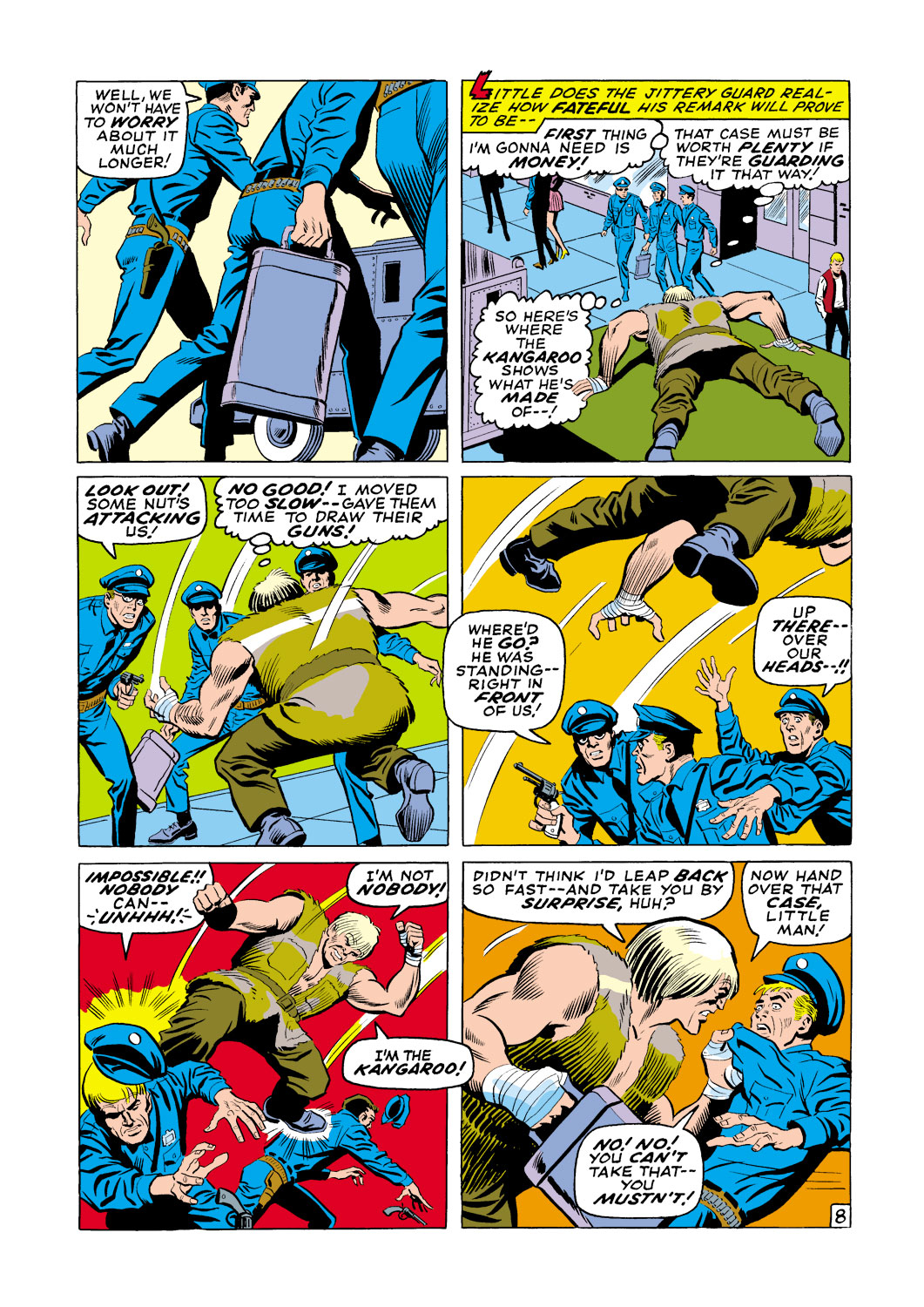 The Amazing Spider-Man (1963) 81 Page 8