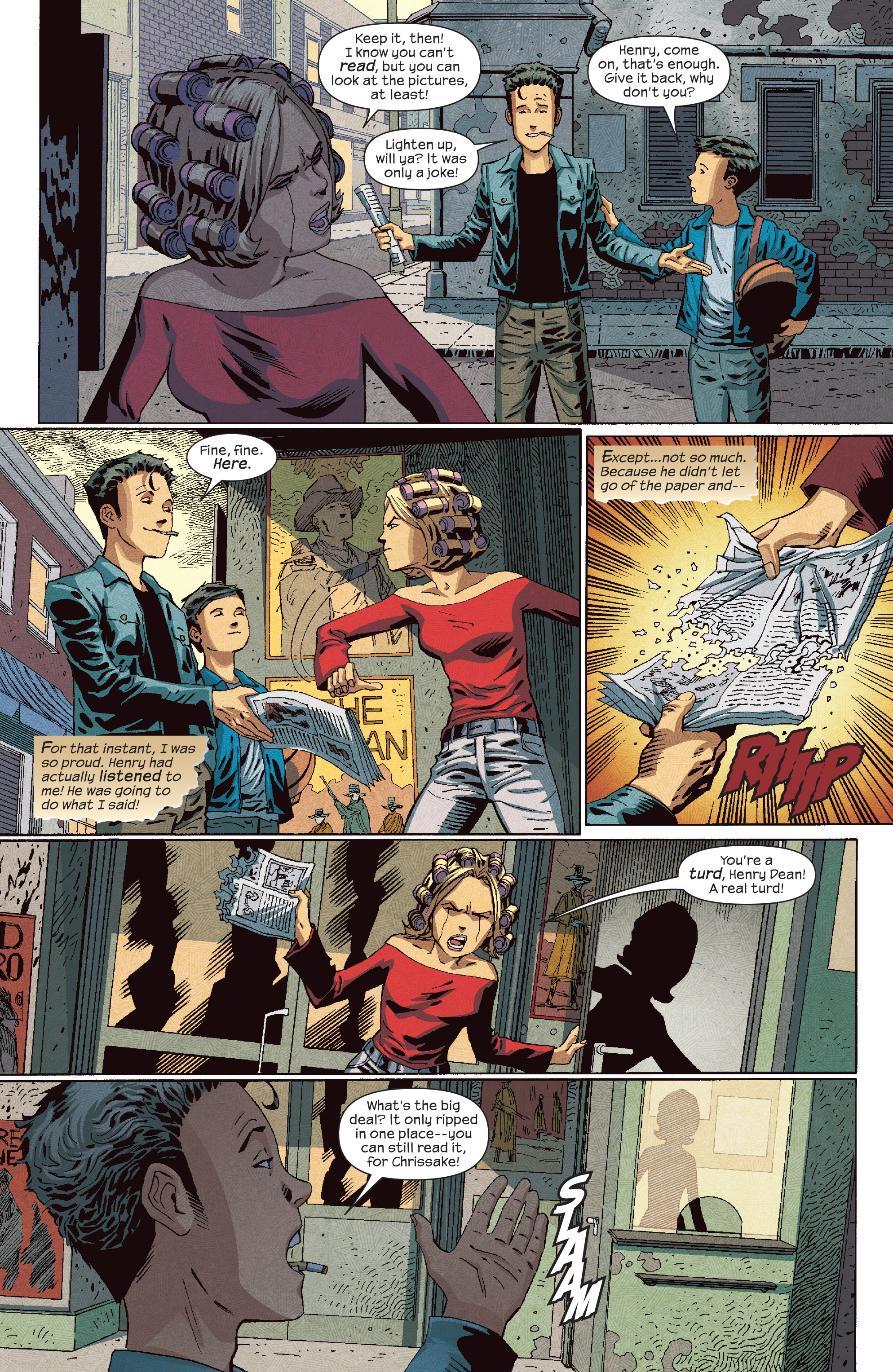 Read online Dark Tower: The Drawing of the Three - The Prisoner comic -  Issue #3 - 5