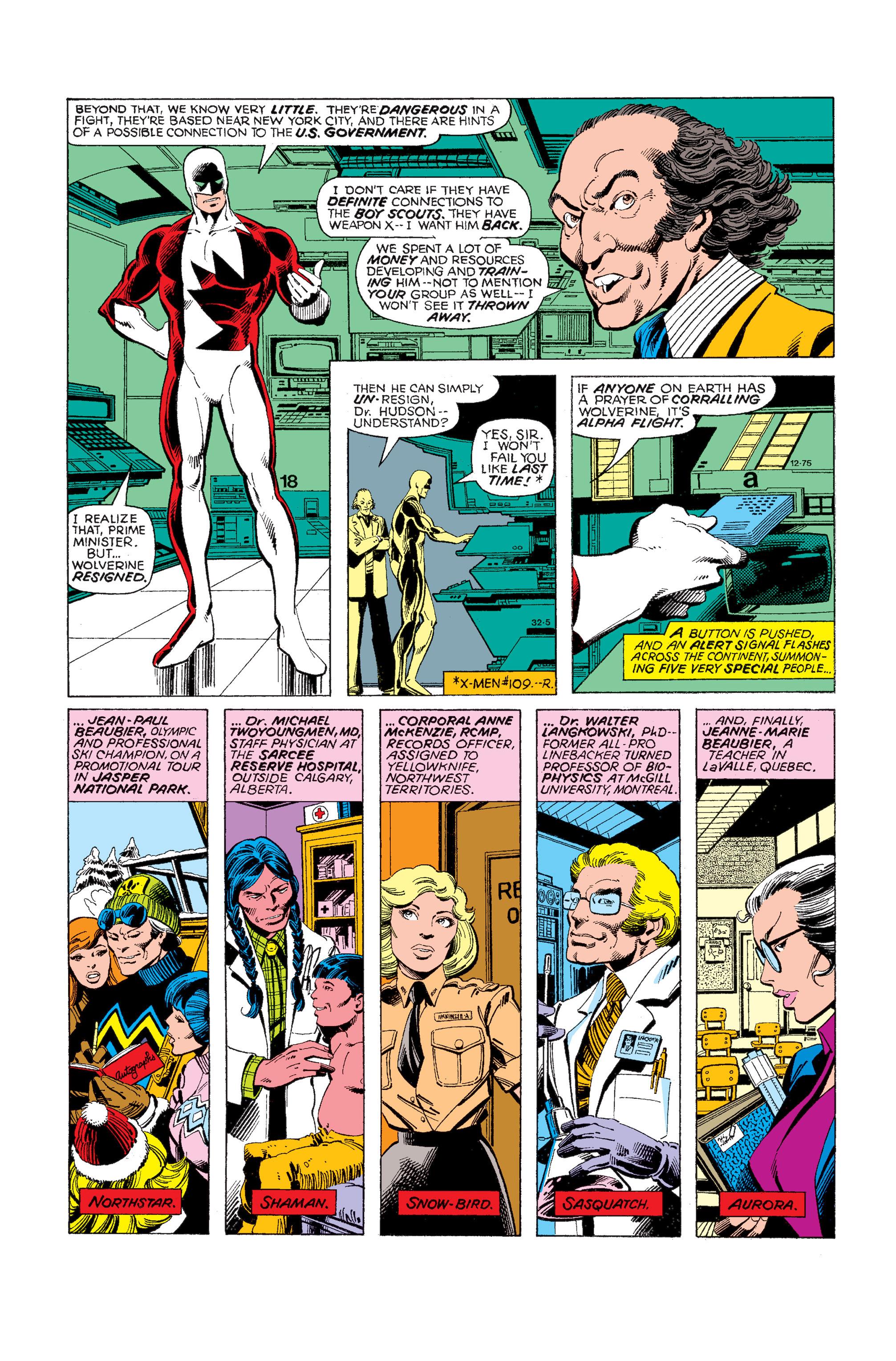 Uncanny X-Men (1963) 120 Page 2