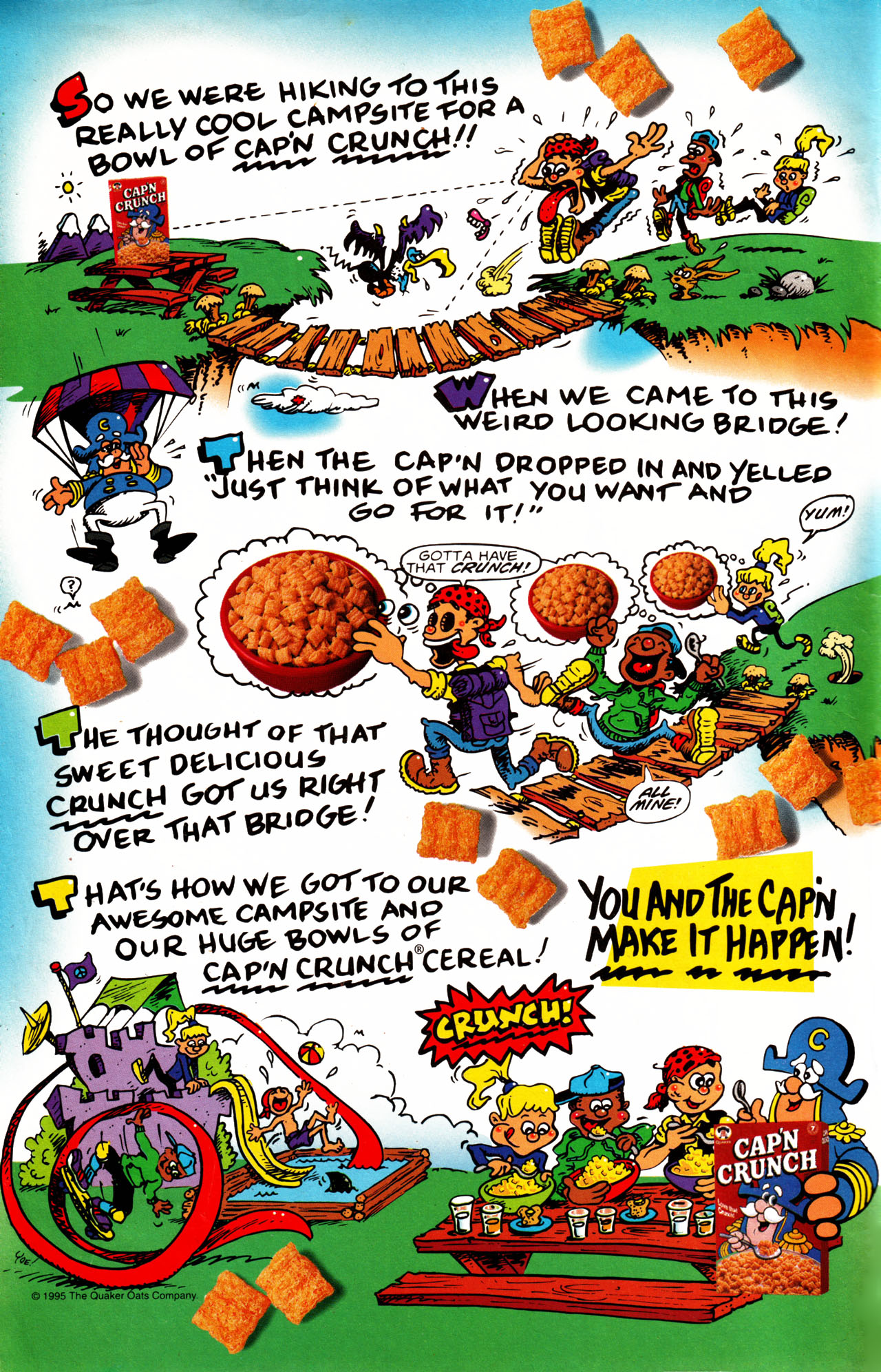 Read online Scooby-Doo (1995) comic -  Issue #13 - 3