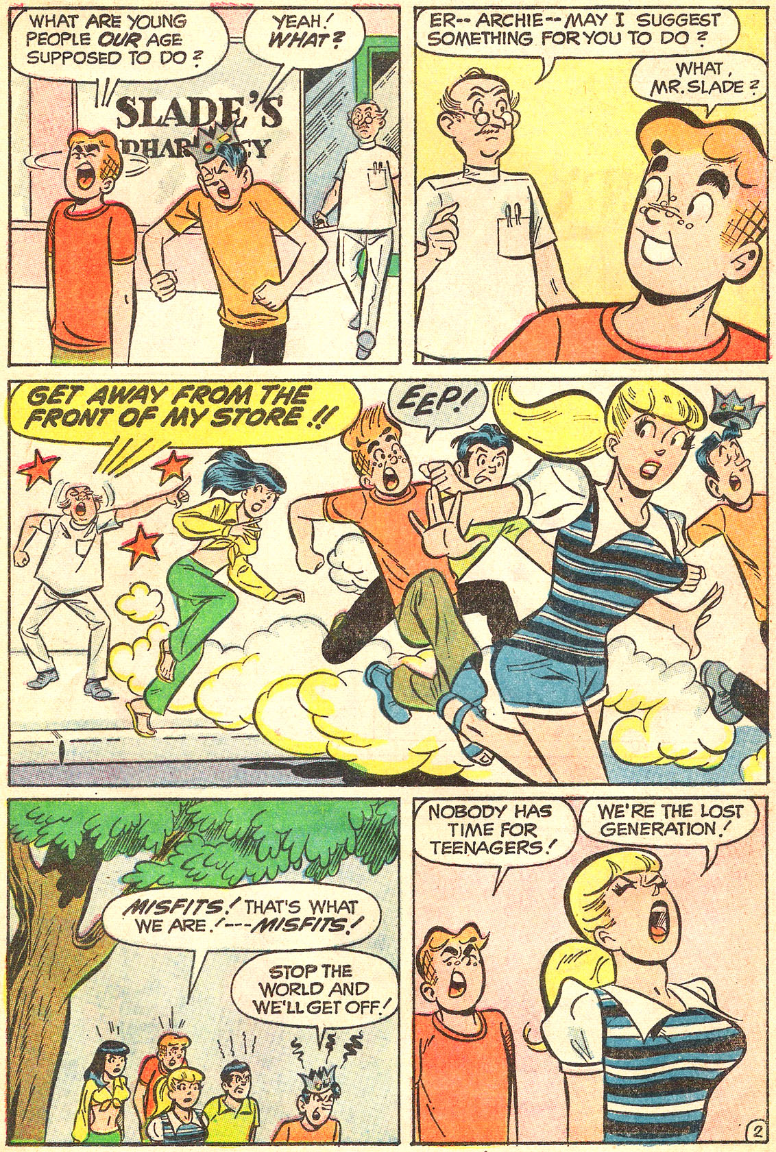 Read online Archie (1960) comic -  Issue #213 - 15