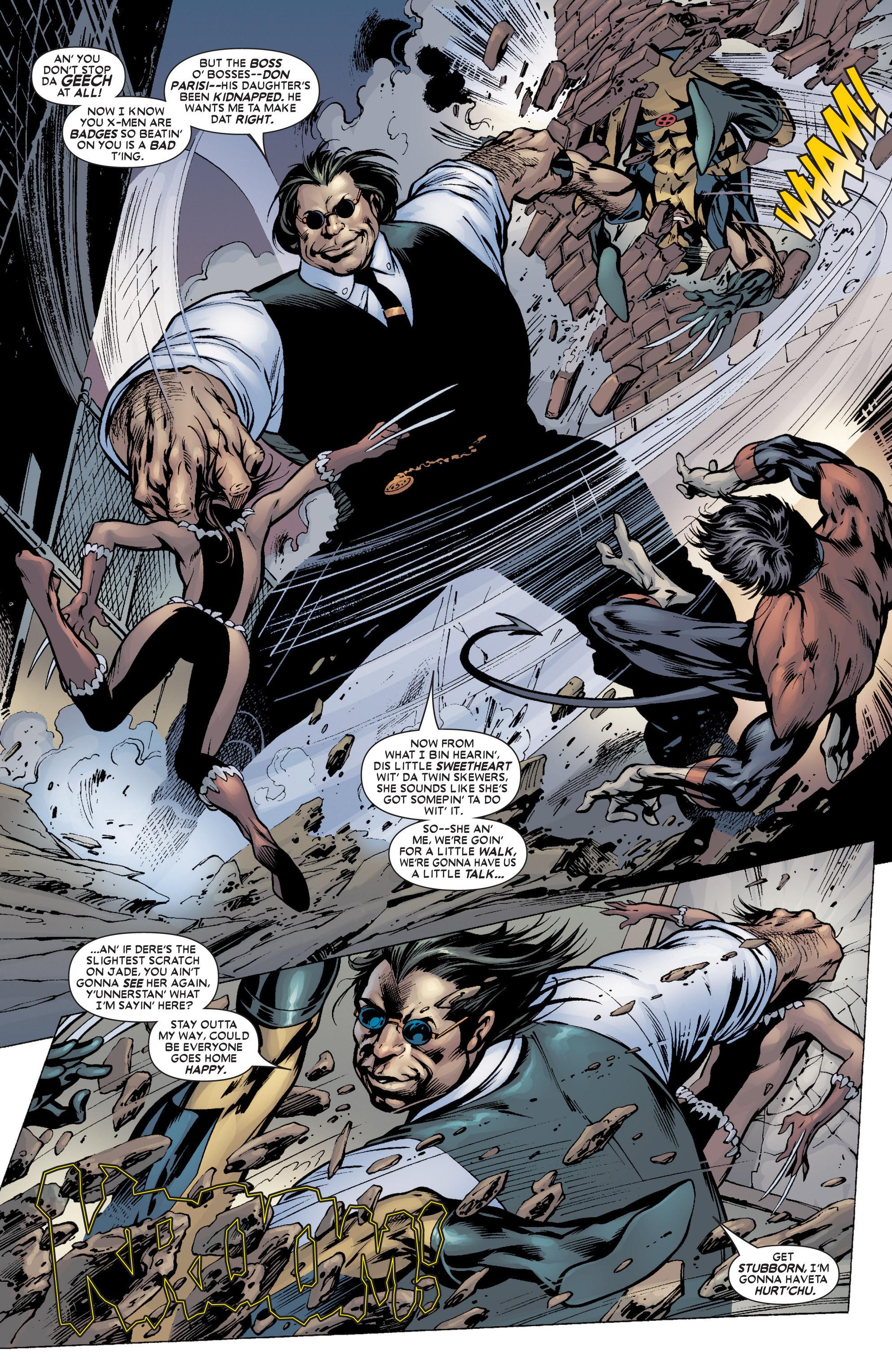 Read online Uncanny X-Men (1963) comic -  Issue #451 - 19
