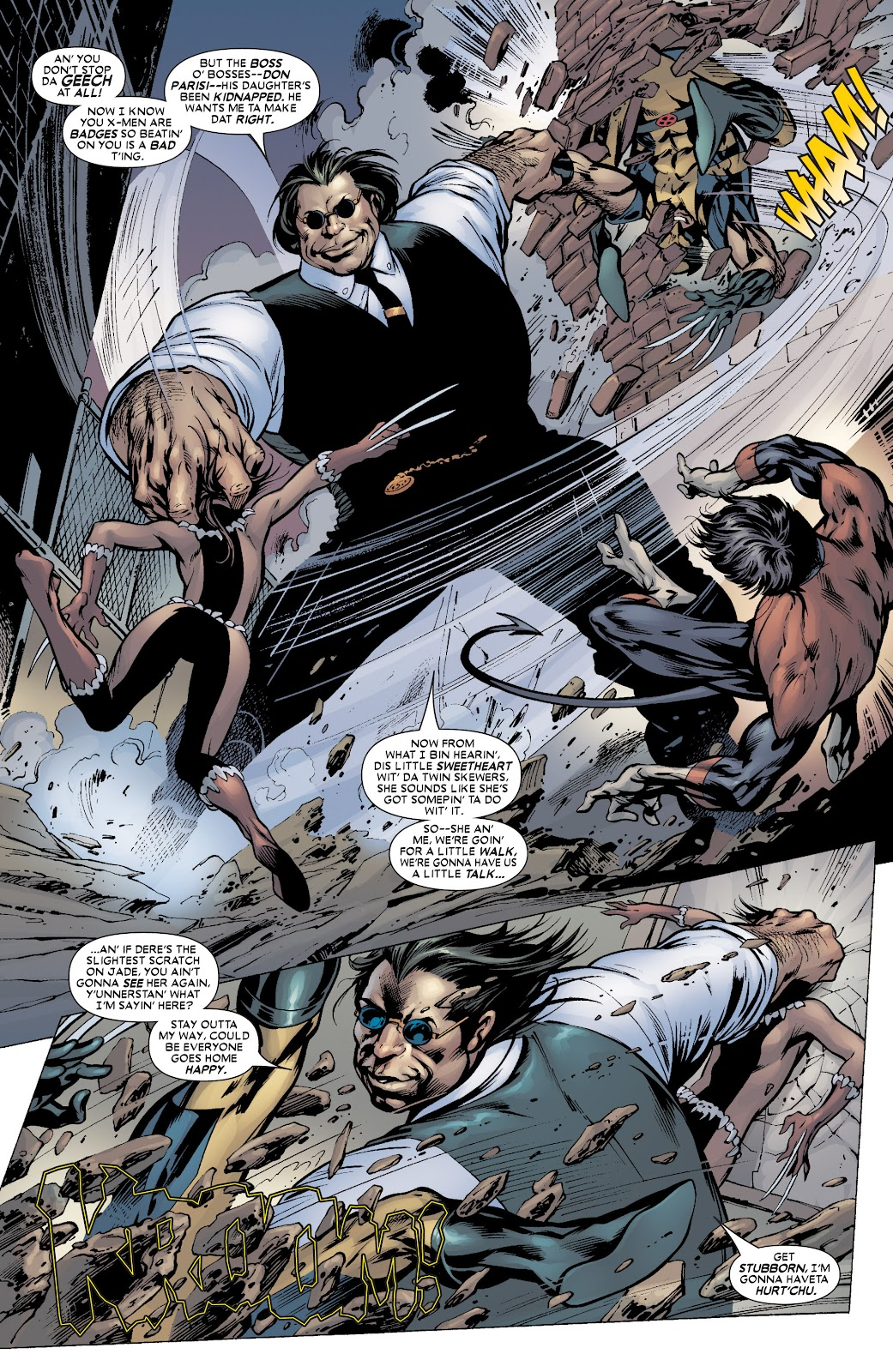 Uncanny X-Men (1963) issue 451 - Page 19