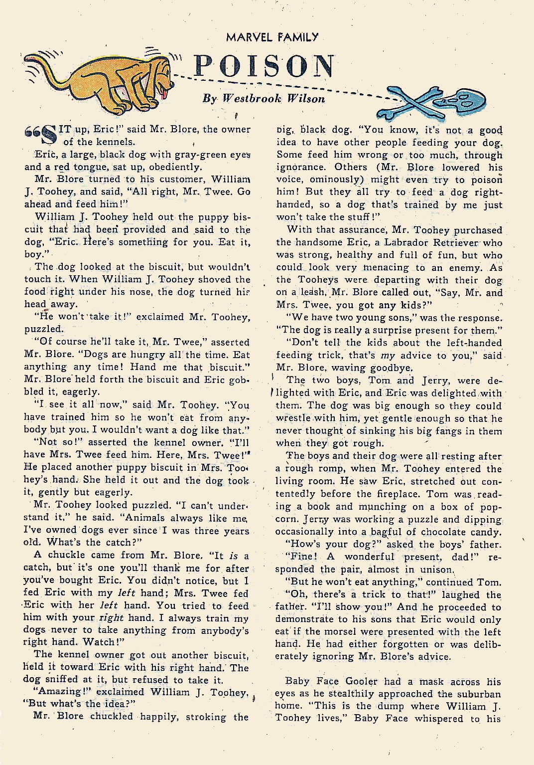 The Marvel Family issue 61 - Page 22