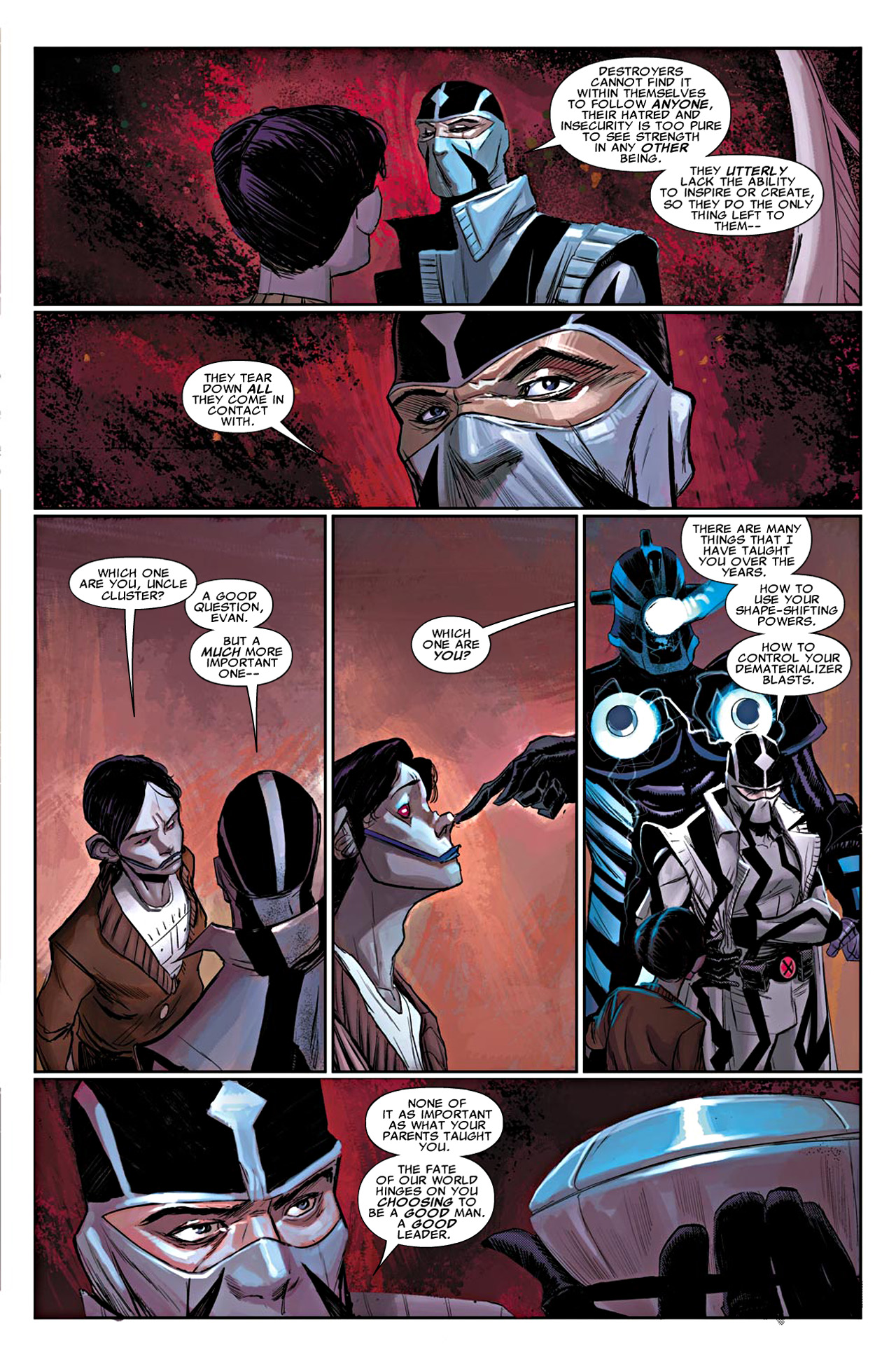 Read online Uncanny X-Force (2010) comic -  Issue #19 - 4