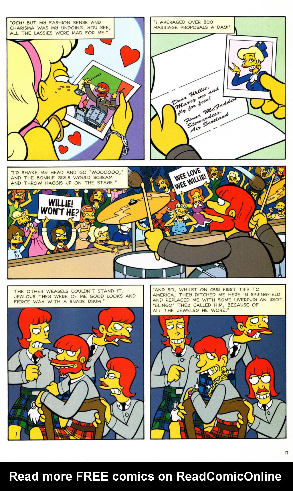 Read online Simpsons Comics Presents Bart Simpson comic -  Issue #34 - 14