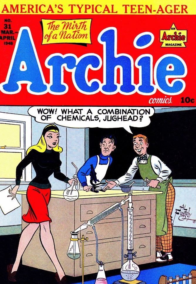 Archie Comics issue 031 - Page 1